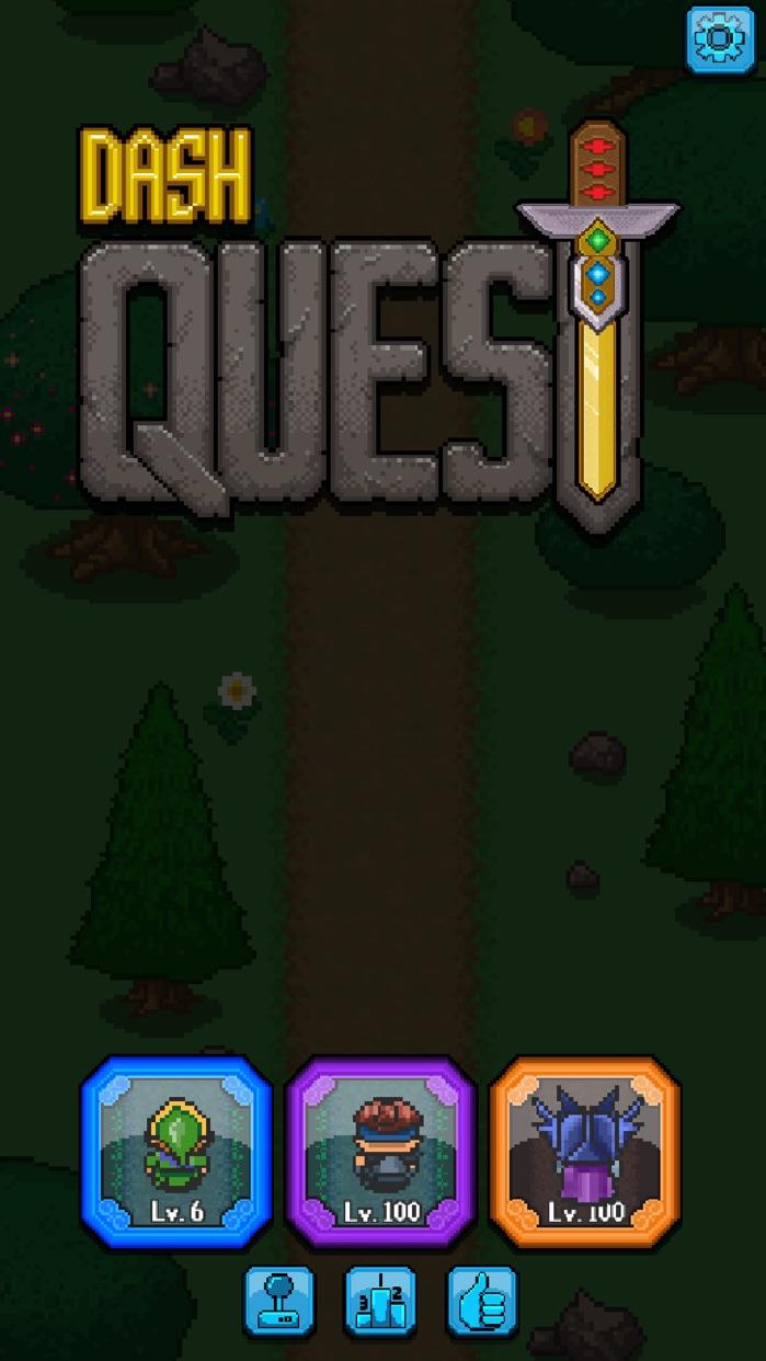 Dash Quest Screenshot