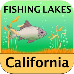 California – Fishing Lakes