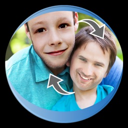 Face Juggler App. Photo Face Changer and Swap