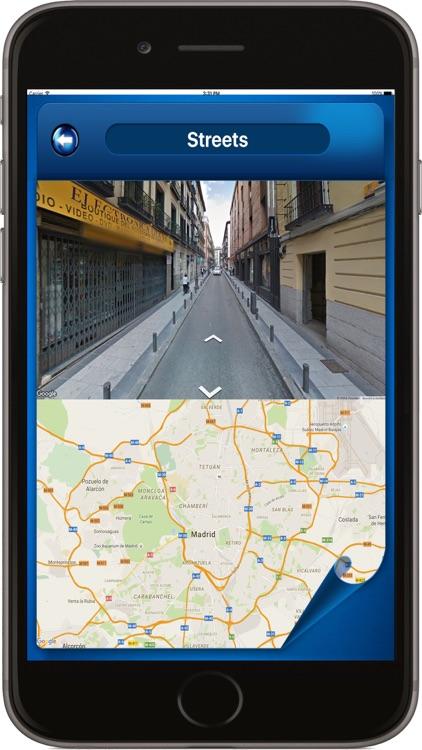 Madrid Spain - Offline Maps navigator screenshot-4