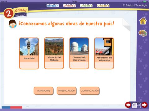 Tecnología 3º Básico screenshot 4