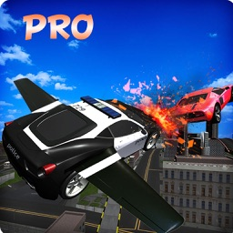 Flying Cars Police Battle Pro