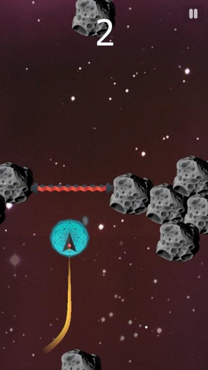 Spaceship control : battle in wars of galaxy games screenshot-4