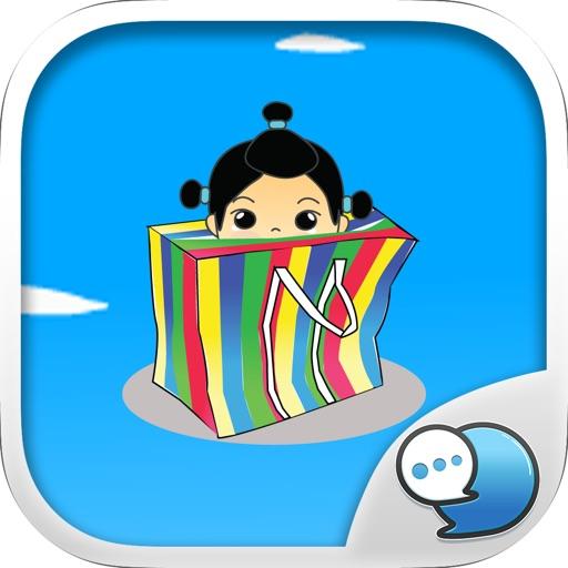 Fangkaoth Stickers & Emoji Keyboard By ChatStick