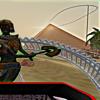Luciano Silva - Roller Coaster Egypt - VR Virtual Reality artwork