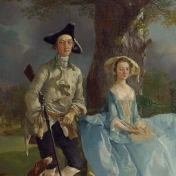 Thomas Gainsborough Artworks Stickers