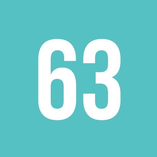 7 на 9 = 63 – таблица умножения для учебы и школы