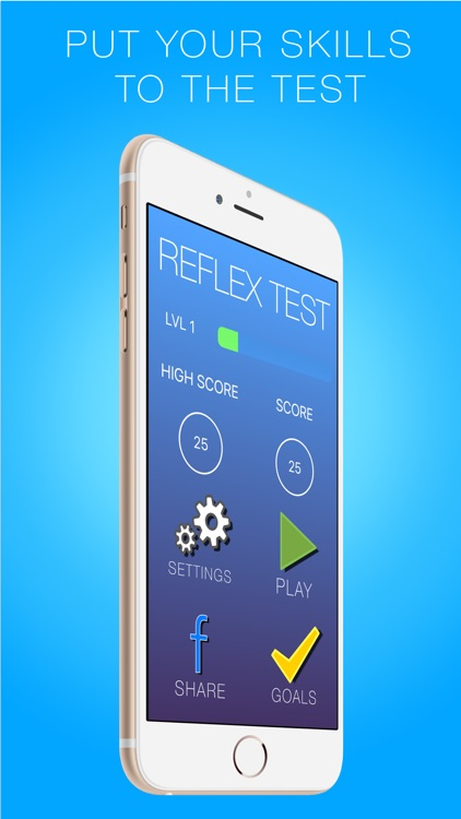 Reflex Test - How fast are you?