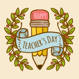 Teacher's Day Sticker Pack