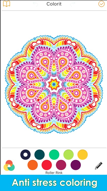 Coloring Me : Coloring Book for Adults screenshot-3