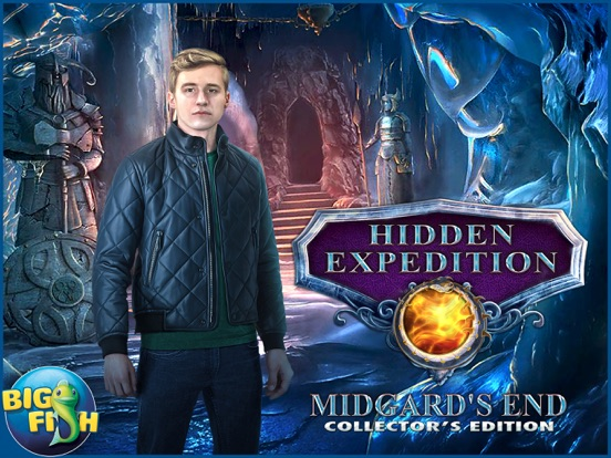 Hidden Expedition: Midgard's End Hidden Objects screenshot 10