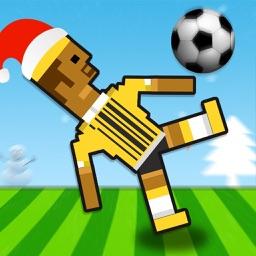 2017 Happy Soccer Physics Fun christmas games PRO