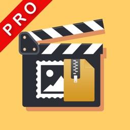 Compressor Pro - Shrink video & Reduce image size