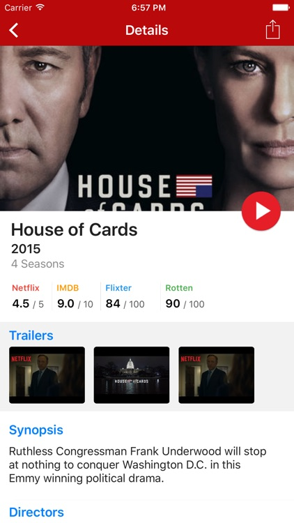 Upflix for Netflix (No Ads) screenshot-1