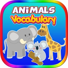 Activities of Animals Vocabulary Learning For Kids