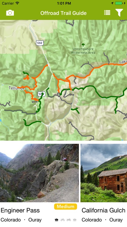 Offroad Trail Guide