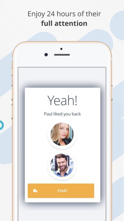 Once - Handpicked matches everyday app image