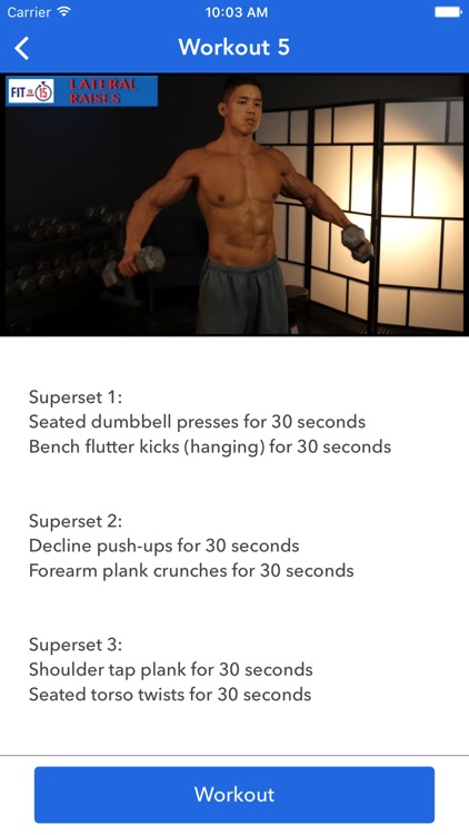 Sixpack Shortcuts Training