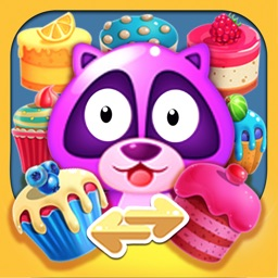 Candy Mania - Top Free Puzzle Games for Fun