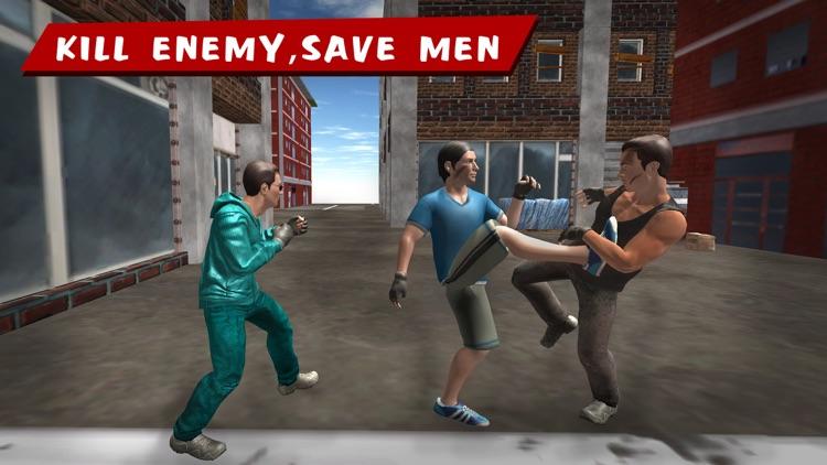 Fighting In Street : Crime Gang screenshot-4