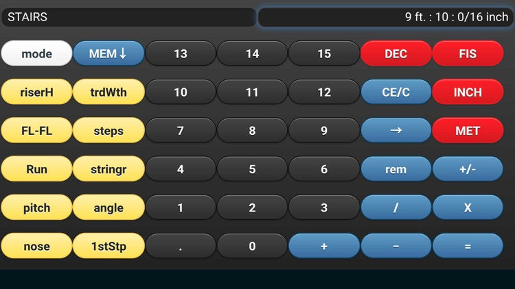 Jobber X Pro Construction Calculator screenshot-3