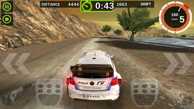 Rally Drift Underground Police Most Wanted Chase P