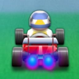 极速赛事 - 比较简单的卡丁车赛车游戏