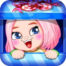 草莓甜心生活小百科-宝宝最爱的儿童游戏
