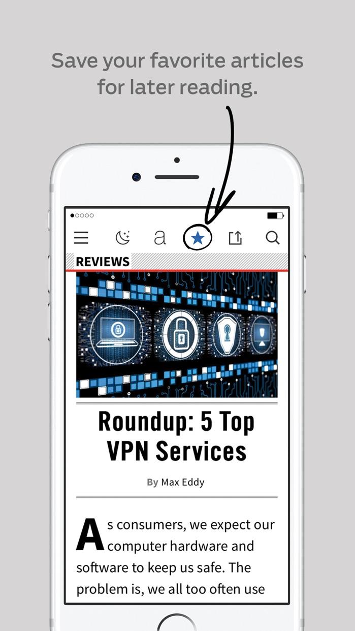 PC Magazine Screenshot