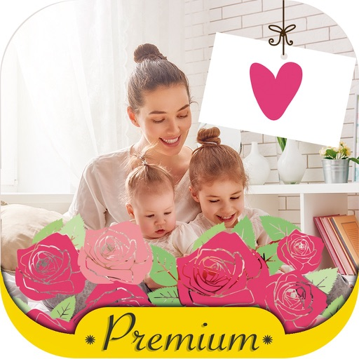 Mother's day photo frames and pic editor – Pro