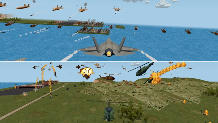 Tank Island 3D - Strategy game screenshot-4