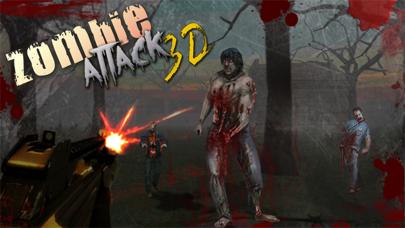 Zombie Attack 3D screenshot four