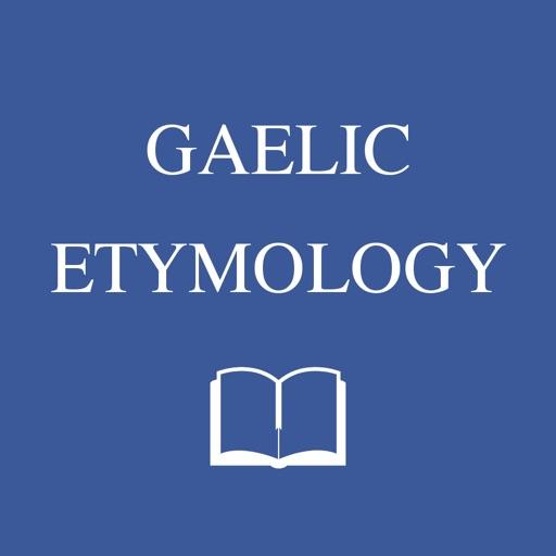 Gaelic etymology dictionary