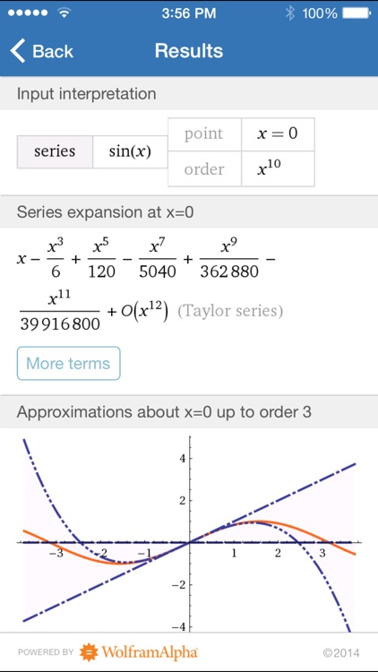 Wolfram Calculus Course Assistant screenshot-4