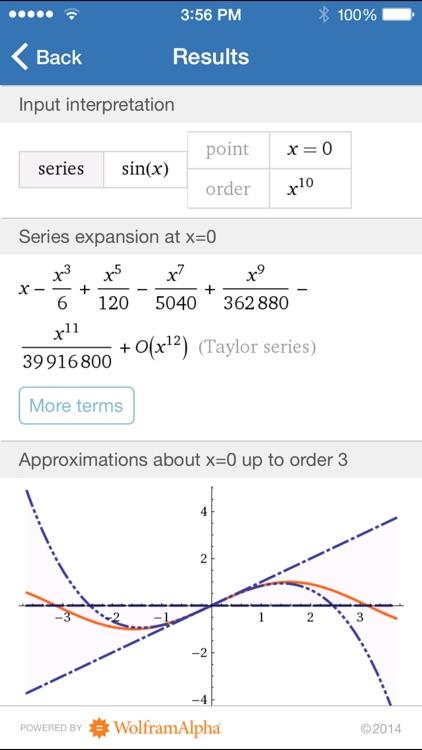 Wolfram Calculus Course Assistant screenshot-4