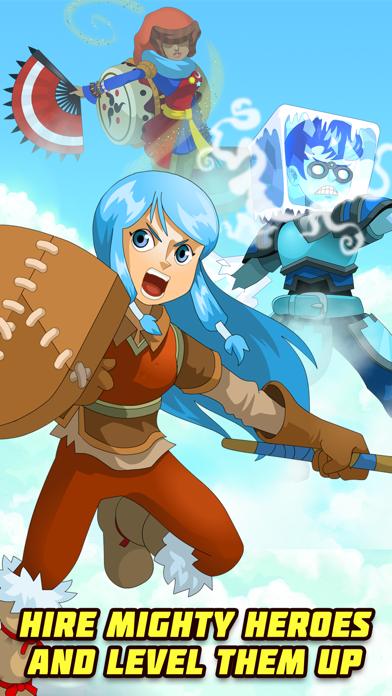 Clicker Heroesのおすすめ画像2
