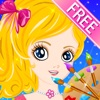 Princess Coloring book for Kids & Adults! FREE! - iPhoneアプリ