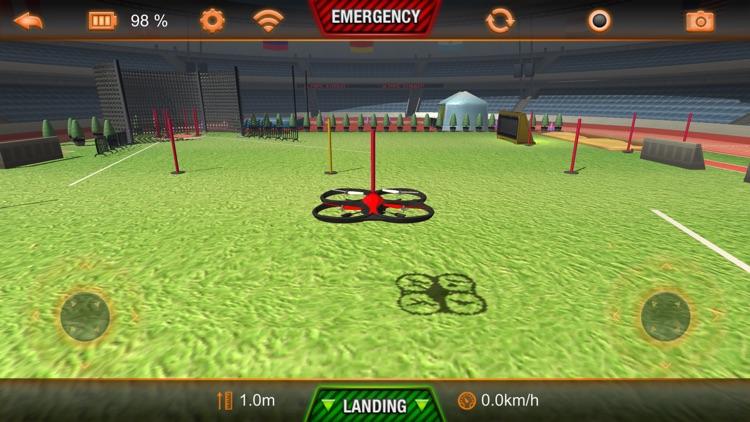 AR.Drone Sim Pro screenshot-0