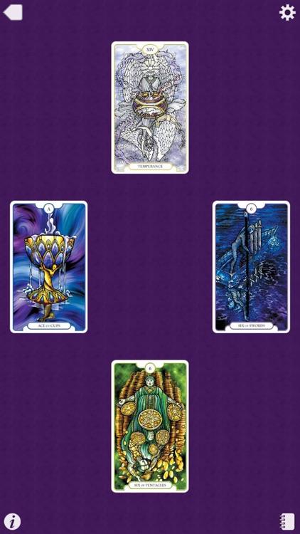 Revelations Tarot screenshot-4