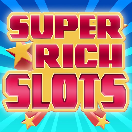 Slot Games - Super Rich Slots