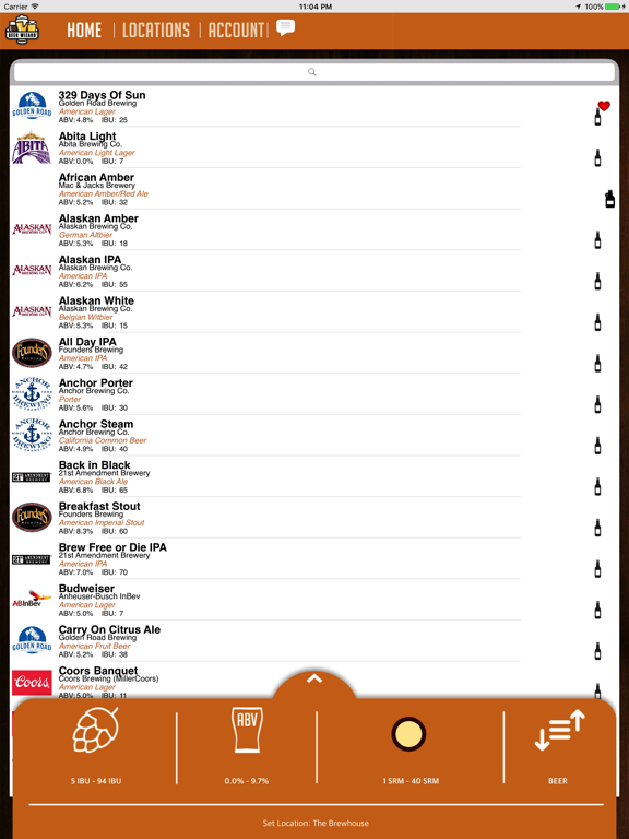 Beer Wizard screenshot