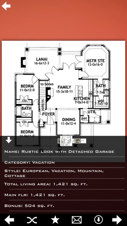 Vacation House Plans Info!