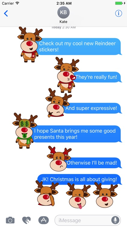 Reindeer Rudolph screenshot-3