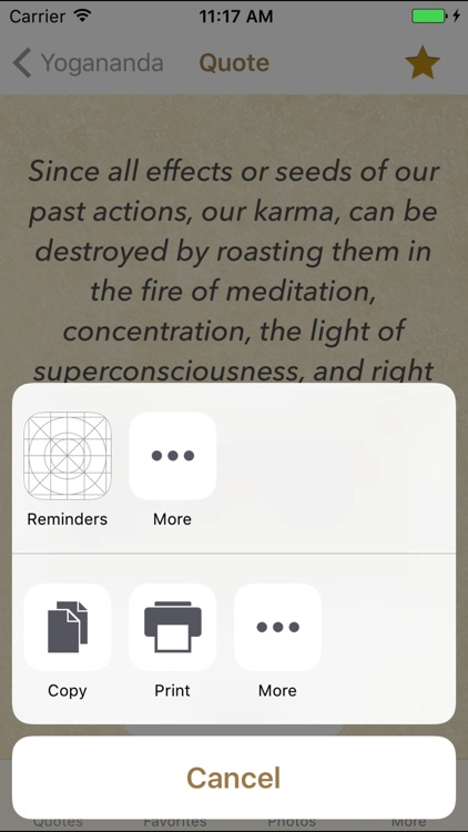 Paramahansa Yogananda Quotes screenshot-3