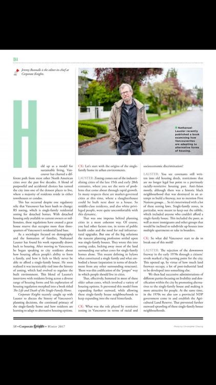 Corporate Knights Magazine screenshot-3