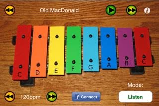 iXylophone - 年齢に関係なく子供達のために木琴を奏でましょう。のおすすめ画像2