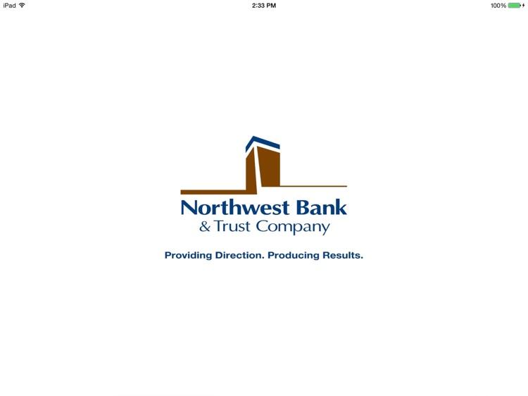 Northwest Mobile Bank for iPad