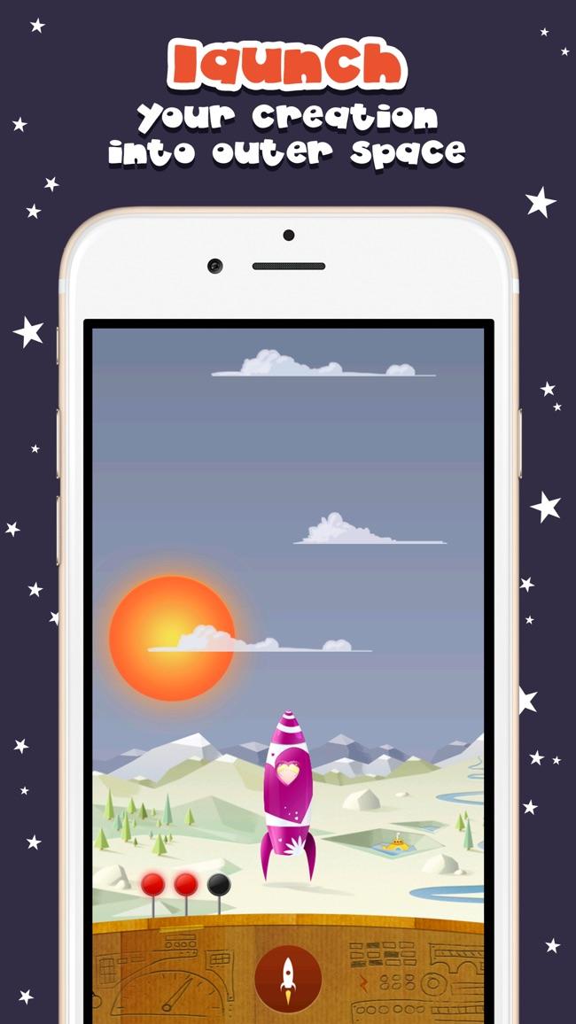 Wee Rockets Screenshot