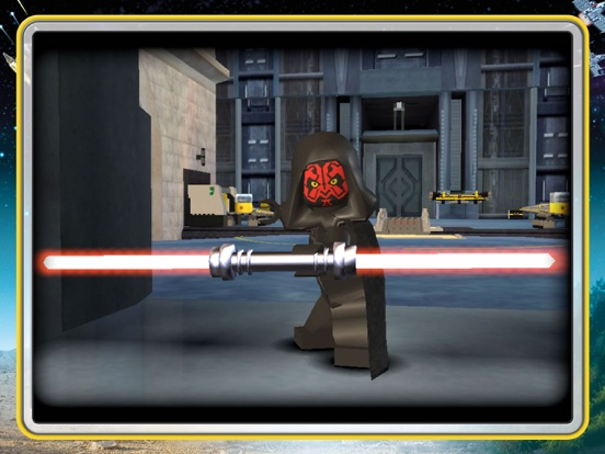 LEGO® Star Wars™: TCS на iPad