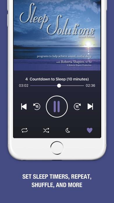 Sleep Solutions screenshot 2